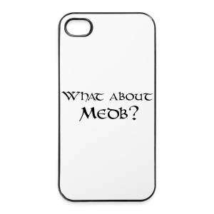 What about Medb? bag - iPhone 4/4s Hard Case