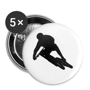 Downhill - Buttons klein 25 mm