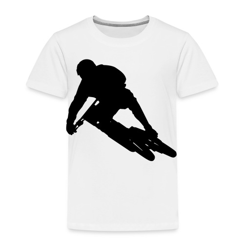 Downhill - Kinder Premium T-Shirt