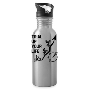 Trial up your life! - HQ - Trinkflasche