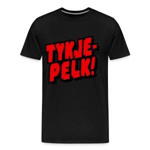 Tykjepelk! - Premium T-skjorte for menn