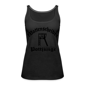Wattenscheider Pottjunge - T-Shirt - Frauen Premium Tank Top