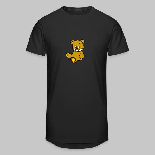 Ulkbär sitzt - Männer Urban Longshirt