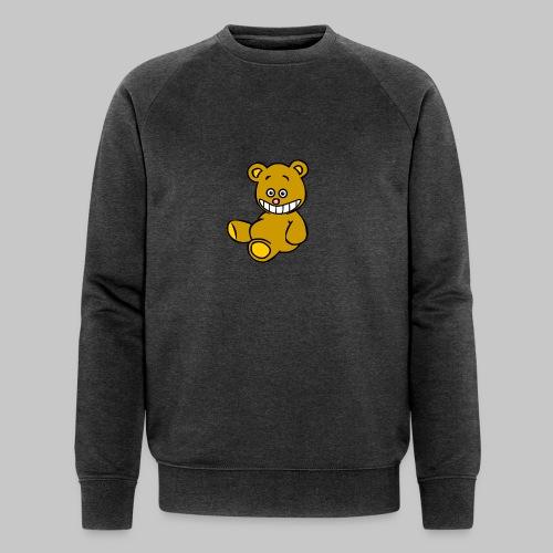 Ulkbär sitzt - Männer Bio-Sweatshirt von Stanley & Stella