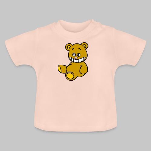 Ulkbär sitzt - Baby T-Shirt