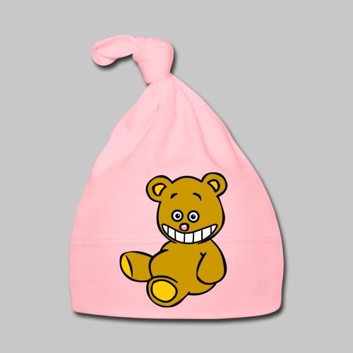 Ulkbär sitzt - Baby Mütze