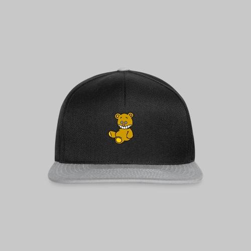 Ulkbär sitzt - Snapback Cap