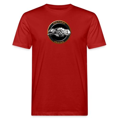 Motard inside - T-shirt bio Homme
