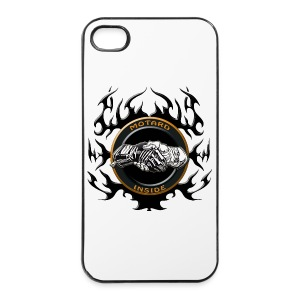Motard inside - Coque rigide iPhone 4/4s