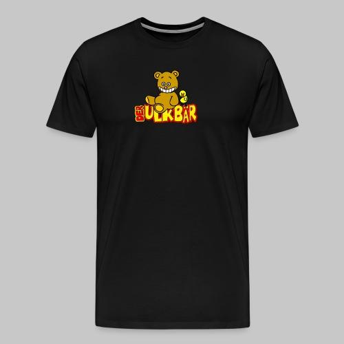 Ulkbär mit Vogel - Männer Premium T-Shirt