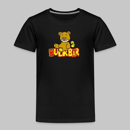 Ulkbär mit Vogel - Kinder Premium T-Shirt