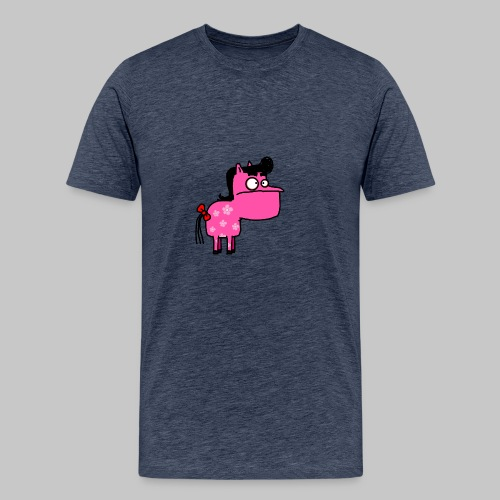 Zerberhorse - Männer Premium T-Shirt