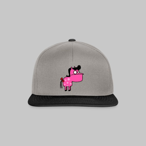 Zerberhorse - Snapback Cap