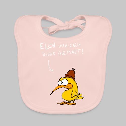 Elch Pulli - Baby Bio-Lätzchen