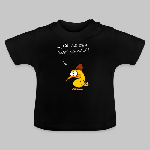 Elch Pulli - Baby T-Shirt
