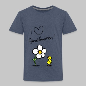 Body Vogelblume - Kinder Premium T-Shirt