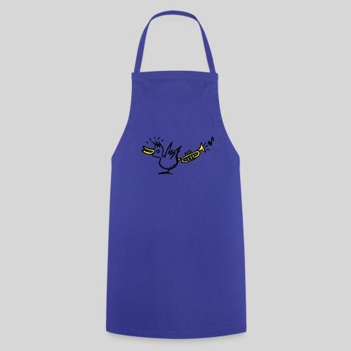 trompetenvogel - Kochschürze
