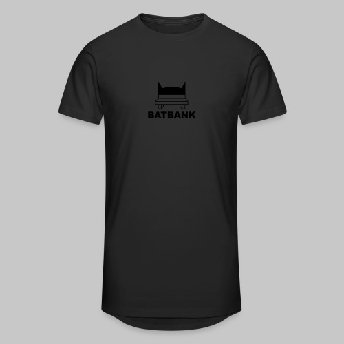 Batbank - Männer Urban Longshirt