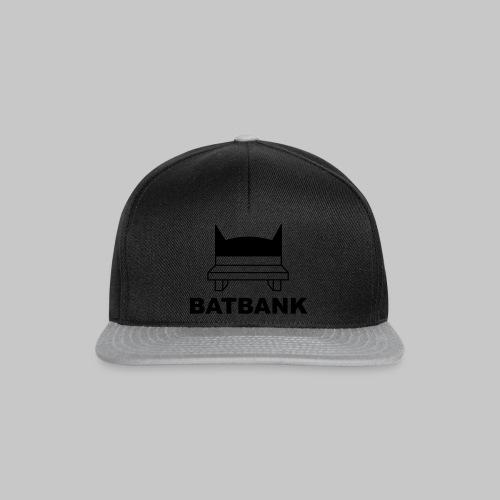 Batbank - Snapback Cap