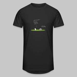 Schnick Schnack Schnuck - Männer Urban Longshirt