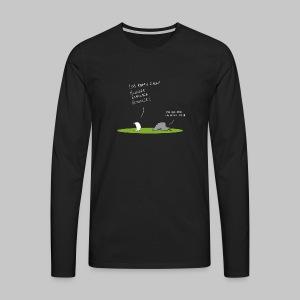 Schnick Schnack Schnuck - Männer Premium Langarmshirt