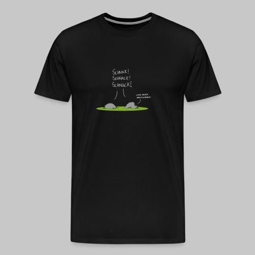 Schnick Schnack Schnuck 2 - Männer Premium T-Shirt