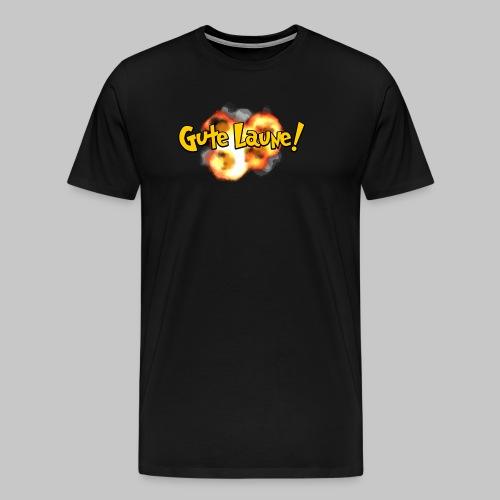 Gute Laune - Männer Premium T-Shirt