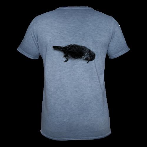 Die bird die !!! Sweat capuche for ♂ - T-shirt vintage Homme