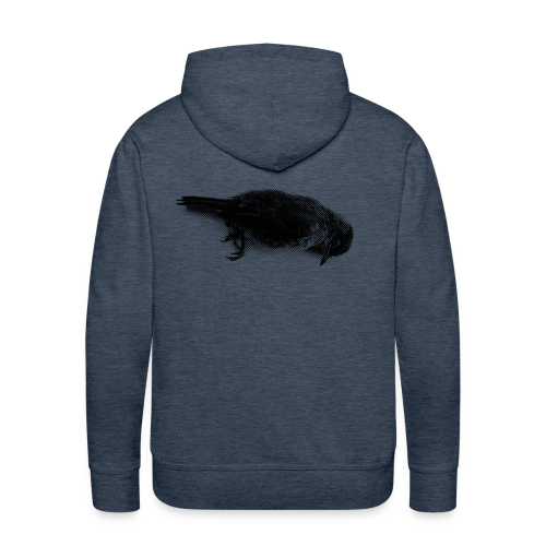 Die bird die !!! Sweat capuche for ♂ - Sweat-shirt à capuche Premium pour hommes