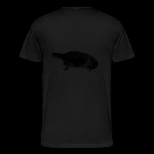 Die bird die !!! Sweat capuche for ♂ - T-shirt Premium Homme