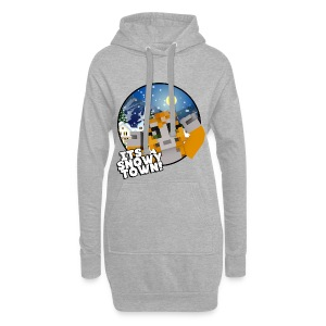 It's A Snowy Town - Teenagers's T-shirt  - Hoodie Dress