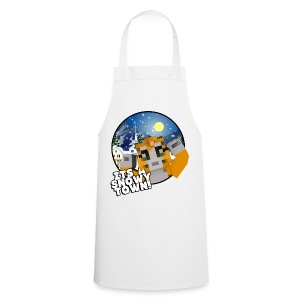 It's A Snowy Town - Teenagers's T-shirt  - Cooking Apron