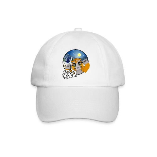 It's A Snowy Town - Teenagers's T-shirt  - Baseball Cap