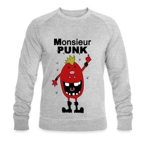 Monsieur punk Tee shirts - Sweat-shirt Homme Stanley & Stella