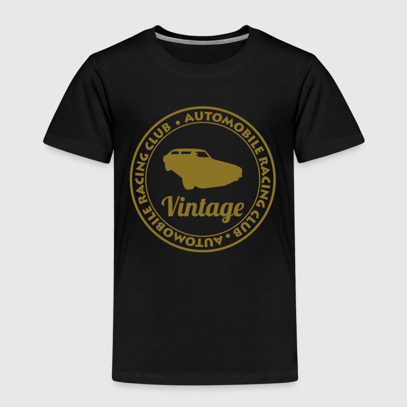 Automobile Racing Club Shirts - Kids' Premium T-Shirt