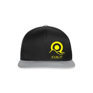 Sunrise With Text Polo (M)  - Snapback Cap