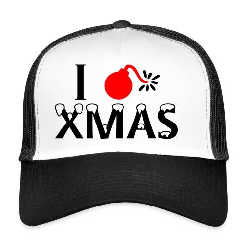 I Hate Xmas - Trucker Cap
