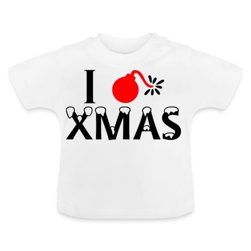 I Hate Xmas - Baby T-Shirt
