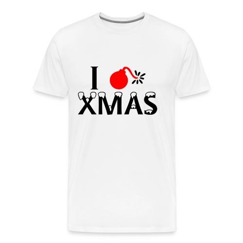 I Hate Xmas - Männer Premium T-Shirt