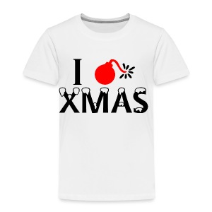 I Hate Xmas - Kinder Premium T-Shirt
