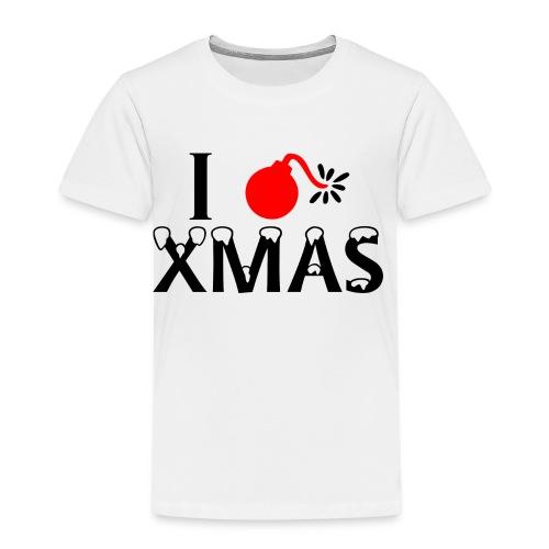 I Hate Xmas - Kinder Premium T-Shirt