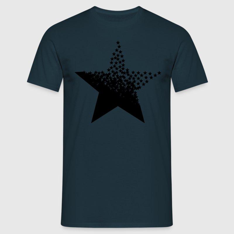 En stjerne af stjerner  T-shirts - Herre-T-shirt