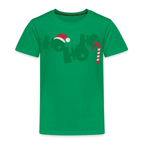 HO HO HO - Kinder Premium T-Shirt