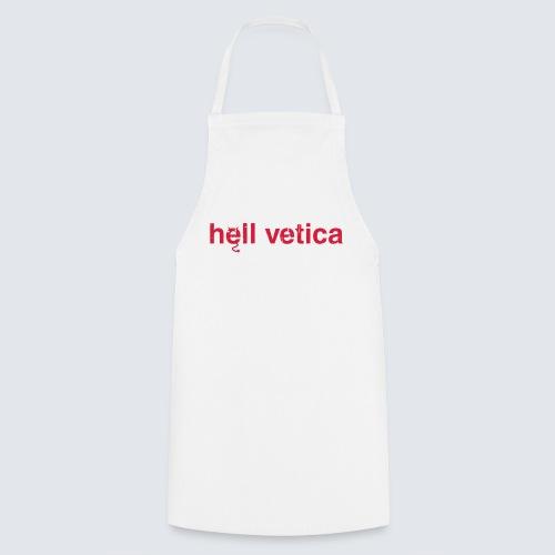 hell vetica - Kochschürze