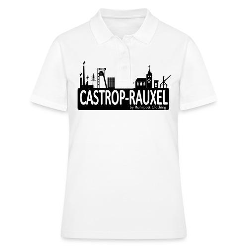 Skyline Castrop Rauxel - Frauen Kapuzenpullover - Frauen Polo Shirt