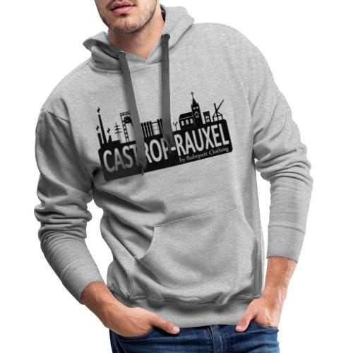 Skyline Castrop Rauxel - Frauen Kapuzenpullover - Männer Premium Hoodie