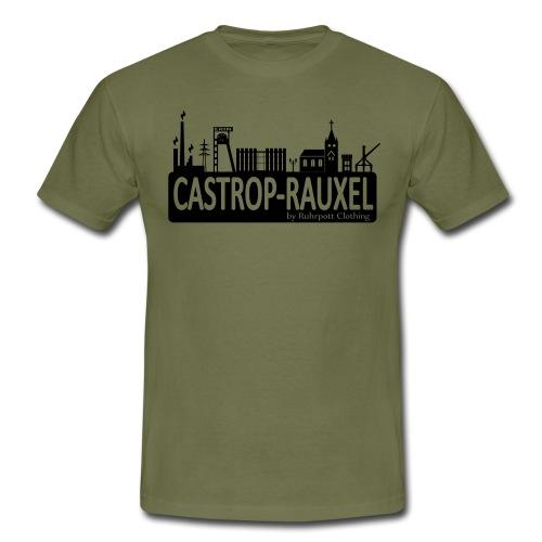 Skyline Castrop Rauxel - Frauen Kapuzenpullover - Männer T-Shirt