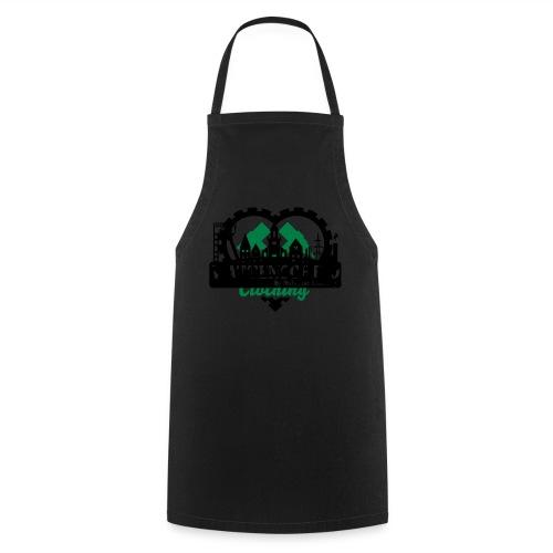 Skyline Wattenscheid mit RPC Logo auf Rücken - Kochschürze