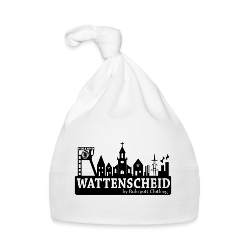 Skyline Wattenscheid mit RPC Logo auf Rücken - Baby Mütze