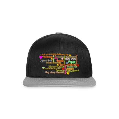 Happy Christmas Day - Snapback Cap